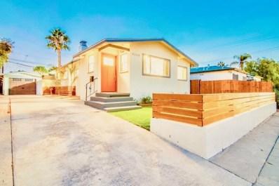 4568 Kensington Dr, San Diego, CA 92116 - #: 190034337