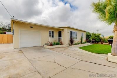 433 San Alberto Way, San Diego, CA 92114 - #: 190034451