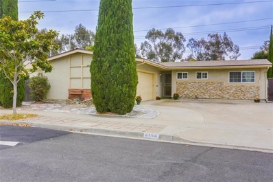 4156 Kirkcaldy Dr, San Diego, CA 92111 - #: 190034483