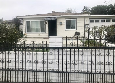 2126 Euclid, National City, CA 91950 - #: 190034486