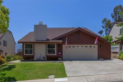 3123 Chelsea Park Cir., Spring Valley, CA 91978 - MLS#: 190034489