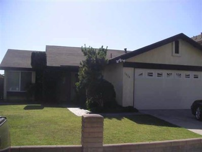 1858 Corbin Street, San Diego, CA 92154 - #: 190034801