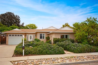 6339 Estrella Avenue, San Diego, CA 92120 - #: 190034828