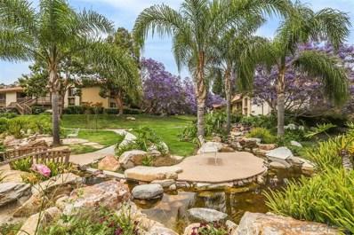 12580 Carmel Creek Rd UNIT 44, San Diego, CA 92130 - #: 190035159