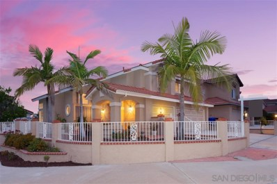8208 Rimridge, San Diego, CA 92126 - MLS#: 190035563