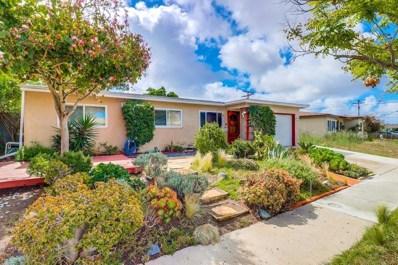 4321 Tecumseh Way, San Diego, CA 92117 - #: 190035710