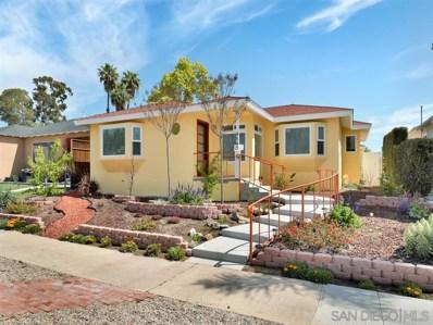 4645 49th Street, San Diego, CA 92115 - MLS#: 190035767