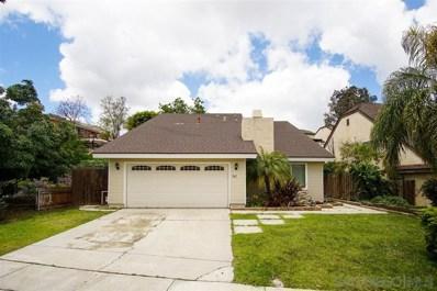 3162 Chelsea Park Circle, Spring Valley, CA 91978 - MLS#: 190035955