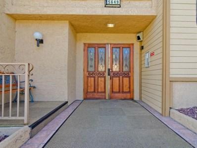 5649 Lake Park Way UNIT 109, La Mesa, CA 91942 - #: 190036024