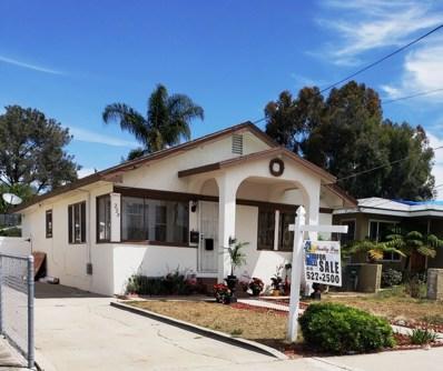 229 J Street, Chula Vista, CA 91910 - #: 190036044