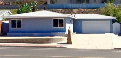 5881 Jackson, La Mesa, CA 91942 - #: 190036400