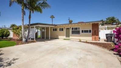 961 Barrett Ave, Chula Vista, CA 91911 - #: 190036554