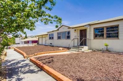 303 S San Jacinto Dr, San Diego, CA 92114 - #: 190036855