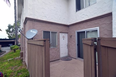 10235 Madrid Way UNIT 129, Spring Valley, CA 91977 - MLS#: 190036947