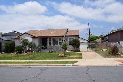 5020 Walter Avenue, San Diego, CA 92120 - #: 190036977