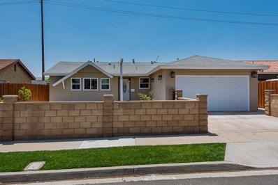 7533 Careybrook Lane, San Diego, CA 92114 - #: 190037352