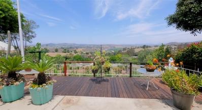 825 Evergreen Ln, Vista, CA 92084 - #: 190037420