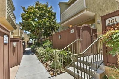 5404 Balboa Arms Drive UNIT 360, San Diego, CA 92117 - #: 190037661
