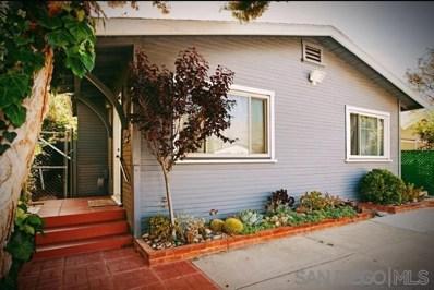 3809 Cherokee Ave, San Diego, CA 92104 - #: 190037813