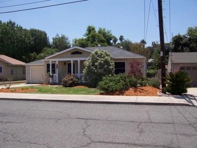2663 Dryden Rd., El Cajon, CA 92020 - #: 190037983