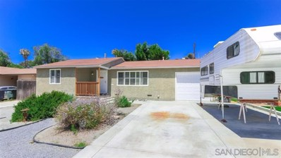 3708 Fairway Dr, La Mesa, CA 91941 - #: 190038120