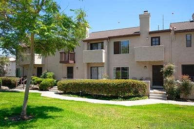 6616 Canyon Rim Row UNIT 98, San Diego, CA 92111 - #: 190038198