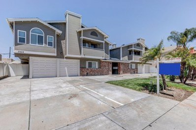 3928 Arizona St UNIT 8, San Diego, CA 92104 - #: 190038247