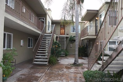 3846 38th Street UNIT 5, San Diego, CA 92105 - #: 190038299
