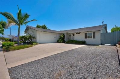 6302 Lake Atlin Ave, San Diego, CA 92119 - #: 190038399