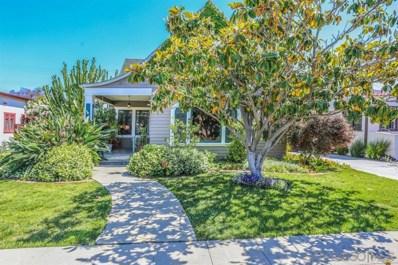 3461 Olive Street, San Diego, CA 92104 - #: 190038454