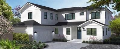4501 Rhode Island St, San Diego, CA 92116 - #: 190038637