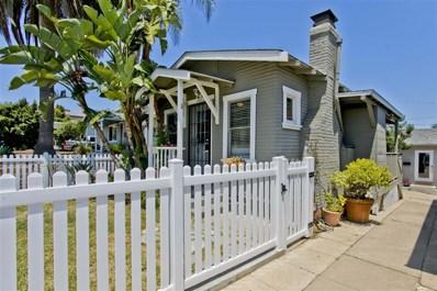 3663 Florida St, San Diego, CA 92104 - #: 190038799