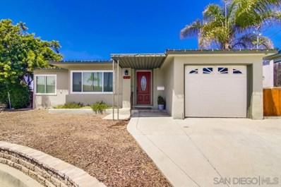 6312 Cleo St, San Diego, CA 92115 - #: 190038836