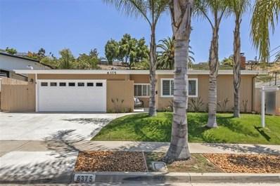 6375 Lake Athabaska Place, San Diego, CA 92119 - #: 190038849