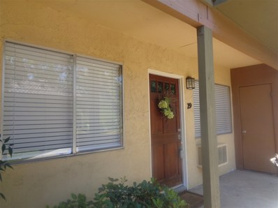 2041 E Grand Ave UNIT 29, Escondido, CA 92027 - MLS#: 190038876