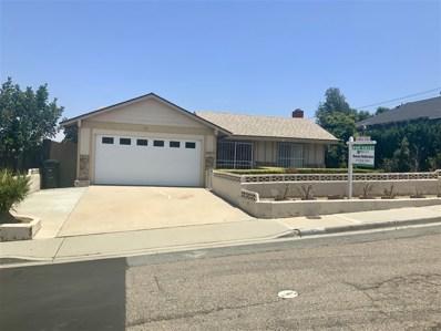 297 Glen Vista St, San Diego, CA 92114 - #: 190038923