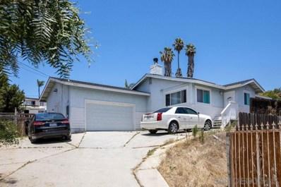 5684 Cervantes Ave, San Diego, CA 92114 - #: 190038929