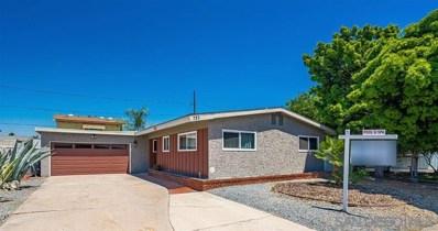 783 Laurelwood Way, El Cajon, CA 92021 - MLS#: 190039025