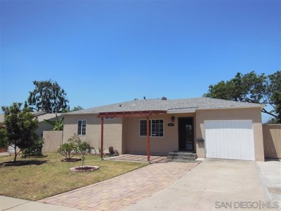 4026 Donna Ave, San Diego, CA 92115 - MLS#: 190039062