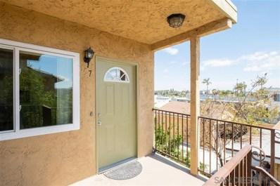 4437 51st Street UNIT 7, San Diego, CA 92115 - #: 190039088