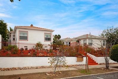 3721 35Th St, San Diego, CA 92104 - #: 190039160