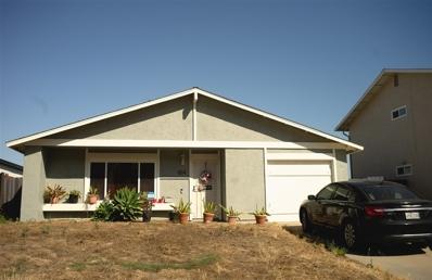 834 Banneker Dr, San Diego, CA 92114 - #: 190039279