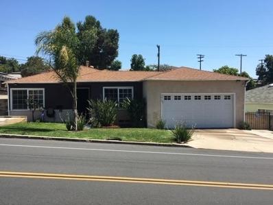5615 Olvera Ave, San Diego, CA 92114 - #: 190039289