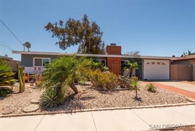5011 Acuna St, San Diego, CA 92117 - #: 190039346