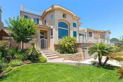 1818 Malden Street, San Diego, CA 92109 - #: 190039377