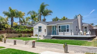 1512 Law St., San Diego, CA 92109 - #: 190039421
