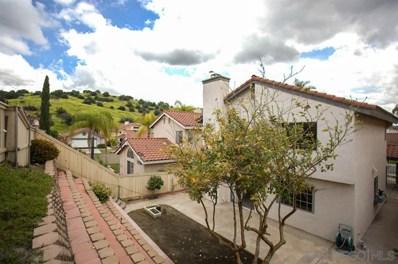 11674 Via Carlotta, El Cajon, CA 92019 - #: 190039671