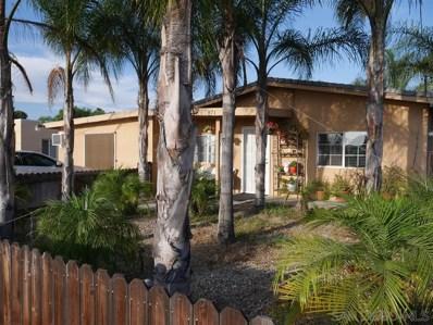 871 Avocado Ave, El Cajon, CA 92020 - #: 190039824