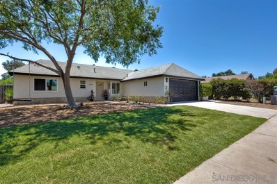 1239 Joshua Street, Escondido, CA 92026 - MLS#: 190039854
