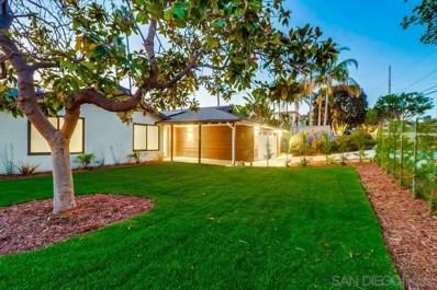 5206 Soledad Road, San Diego, CA 92109 - #: 190039863